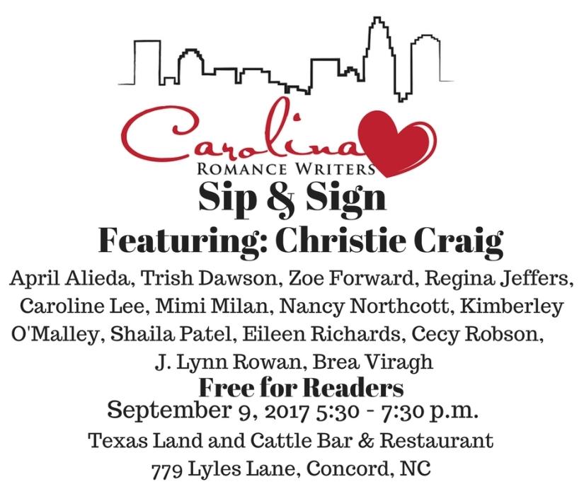 Sip&Sign Author List